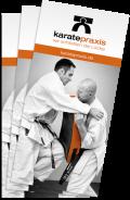 Unsere neuen karatepraxis Faltblätter werden wir demnächst bei unseren Lehrgängen verteilen.
