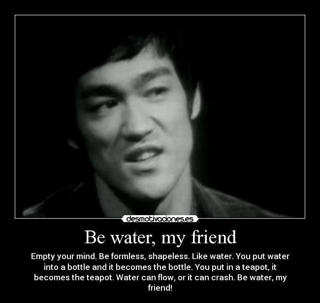 Bruce Lee Zitate Wasser Zitate Schönes Leben