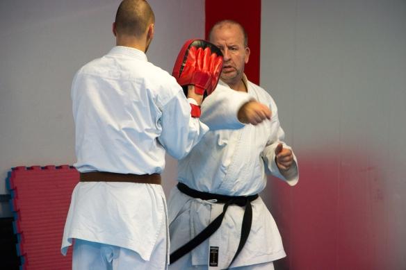 Verstehen und Anwenden von Techniken ist Trumpf im Karate