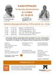 Karatepraxis Ten-Kyo-Ryu Lehrgang mit Ludwig Binder und Christian Wedewardt in Lindlar