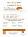 Kata Effektiv-Bunkai-LG Heian Sandan mit Christian Wedewardt in Bollendorf