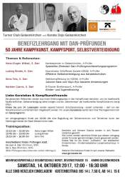 Benefiz LG in Gelsenkirchen am 14.10.17