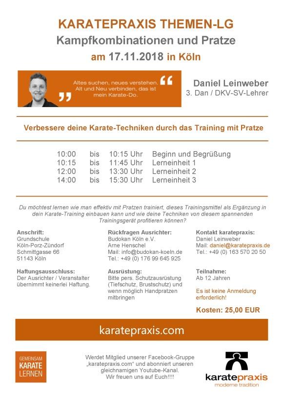 2018_11_17_KP_Themen_LG_Kampfkombinationen_Pratze_Koeln